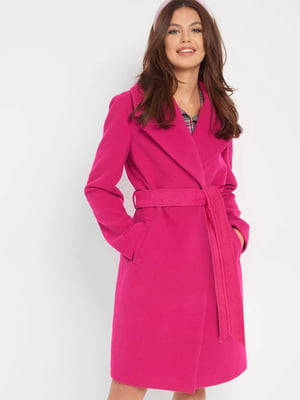 Пальто кольору фуксії | 5318866