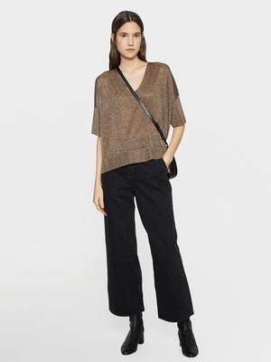 Пуловер кольору хакі | 5318885