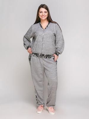 Комплект: брюки и кофта | 5308875