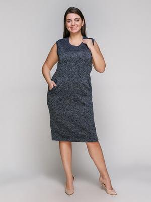 Сукня кольору джинс | 5308830