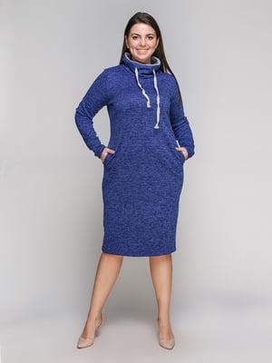 Сукня синя | 5308824