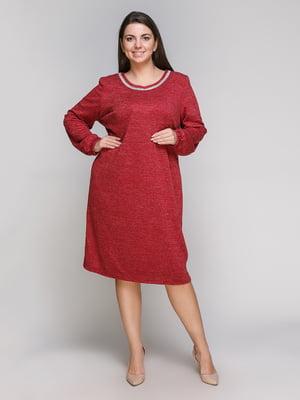 Сукня бордова | 5308833