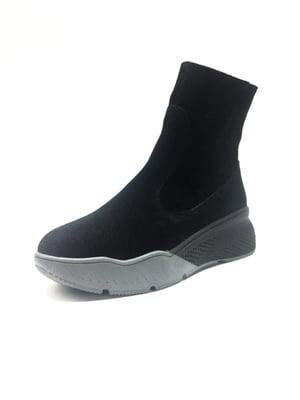 Ботинки черные | 5319113