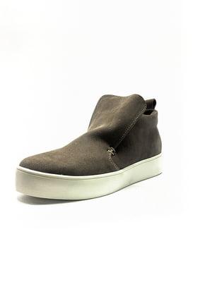 Ботинки серые | 5319138