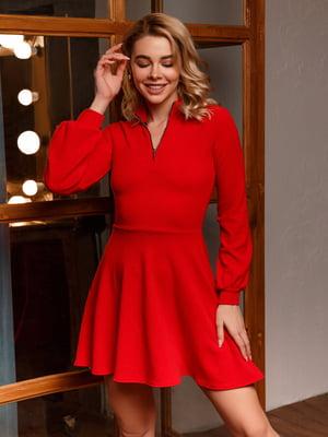 Платье красное | 5305469