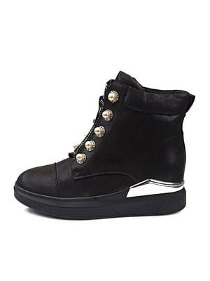 Черевики чорні | 5319163