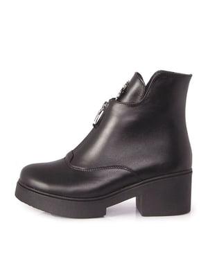 Ботинки черные   5319165
