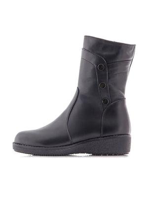Ботинки черные   5319167