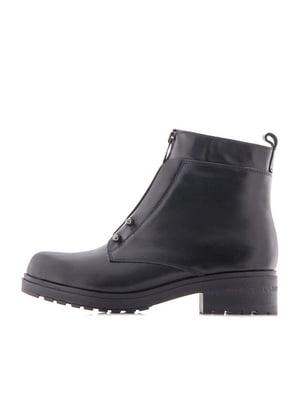 Ботинки черные   5319168