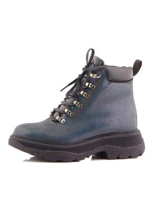 Ботинки черные | 5319190