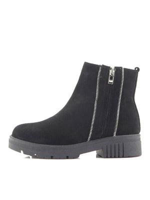 Ботинки черные | 5319195