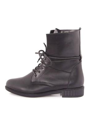 Черевики чорні | 5319226
