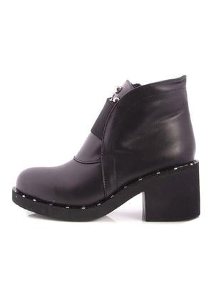 Ботинки черные   5319230