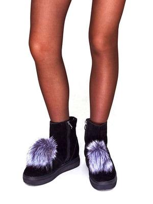 Ботинки черные | 5319241