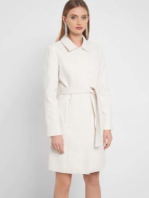 Пальто біле | 5319324