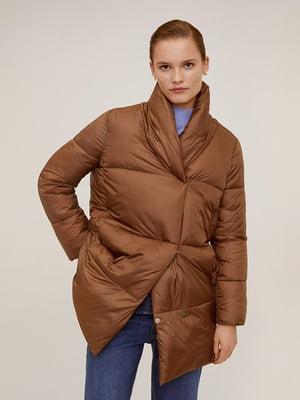 Куртка коричнева | 5319337