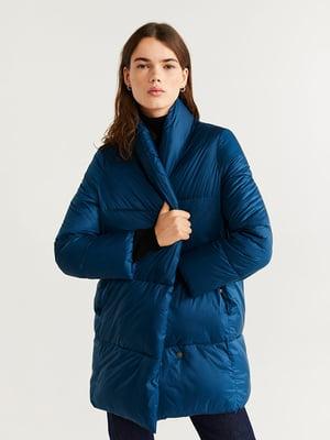 Куртка синя | 5319338