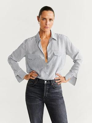 Рубашка полосатая | 5319443