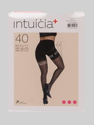 Колготки чорні - intuicia - 5055311