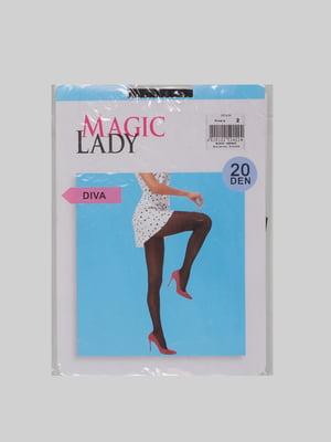 Колготки чорні - Magic Lady - 4877021