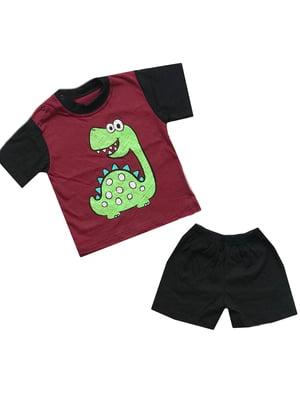 Комплект: футболка и шорты   5319580