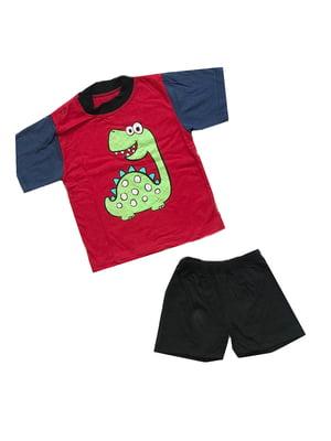 Комплект: футболка и шорты | 5319582