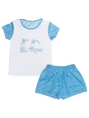 Комплект: футболка и шорты | 5316685
