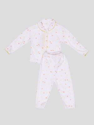Пижама: кофта и брюки   5315988