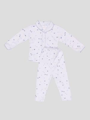 Пижама: кофта и брюки   5315990