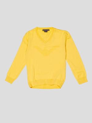 Джемпер жовтий | 5308917