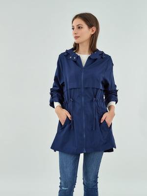 Куртка синя | 5319599