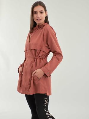 Куртка теракотова | 5319600