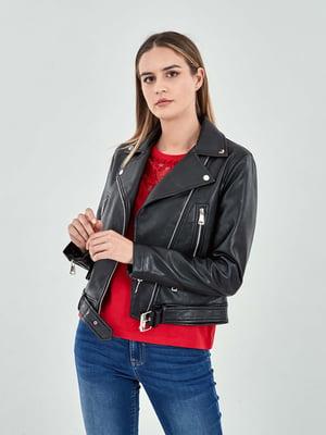 Куртка чорна | 5319603