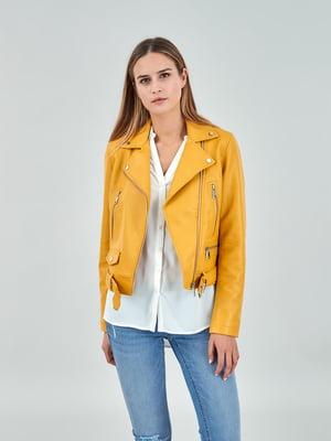 Куртка жовта | 5319604