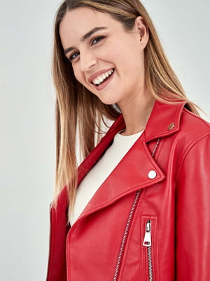 Куртка червона | 5319605