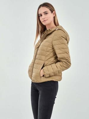 Куртка бежева | 5319608
