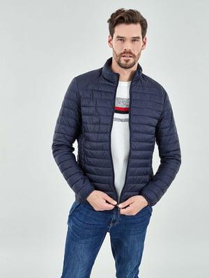 Куртка синя | 5319715