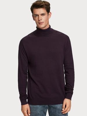 Гольф темно-фіолетовий | 5319086