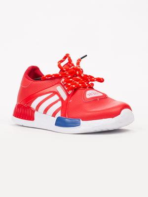 Кроссовки красные | 4412304