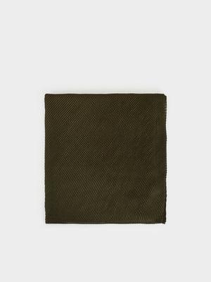 Шарф кольору хакі | 5319911