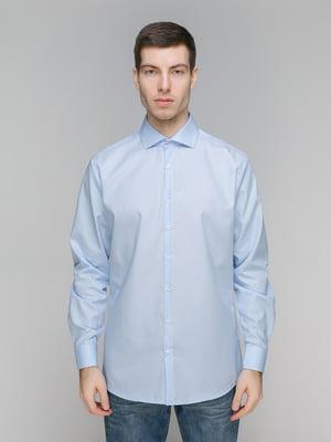 Рубашка голубая | 5318914