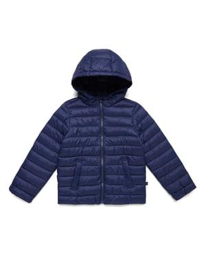 Куртка синяя | 5320558