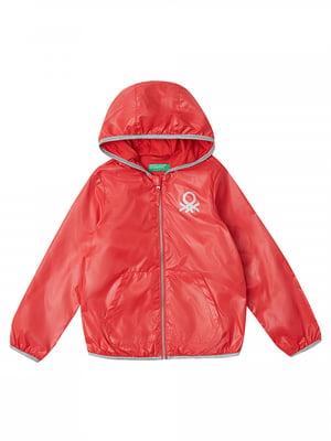 Куртка червона | 5320570