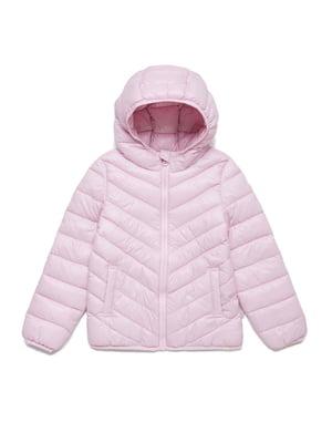 Куртка пудрового цвета | 5320587