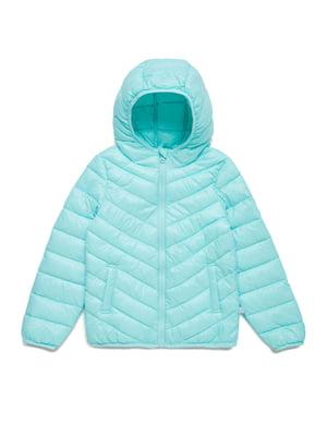 Куртка блакитна | 5320588