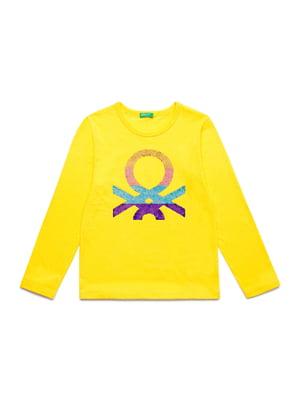 Джемпер желтый | 5320616