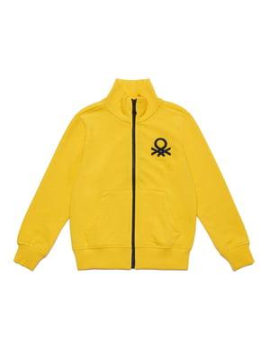 Кардиган желтый | 5320743