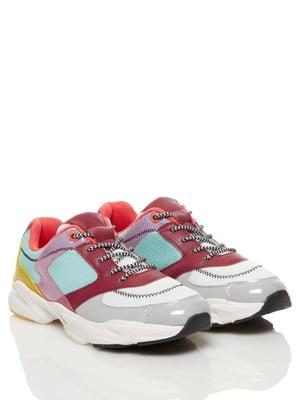 Кросівки різнокольорові | 5320905