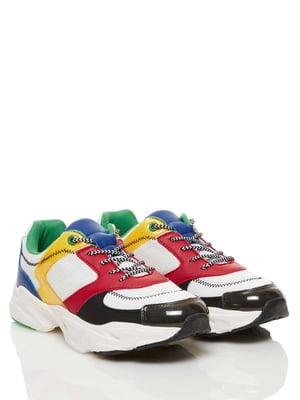 Кросівки різнокольорові | 5320906