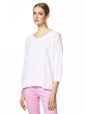 Пуловер білий | 5320931